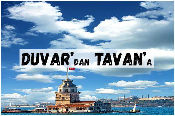 DUVAR TAVAN