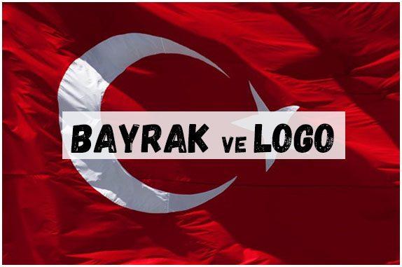 bayrak ve logo