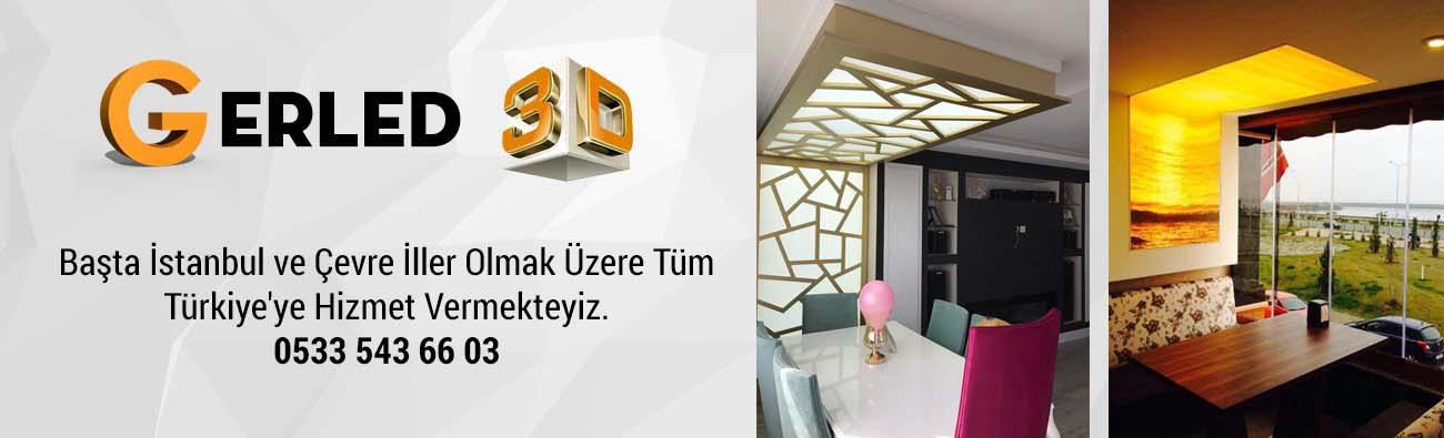 istanbul gergi tavan