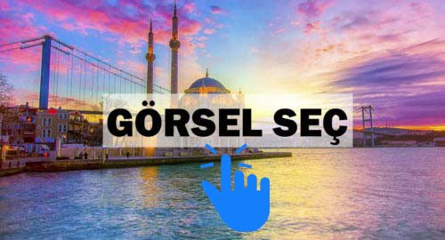 Gorsel Sec